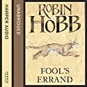 Fool's Errand: Tawny Man Trilogy, Book 1 Audiobook by Robin Hobb Narrated by Nick Taylor