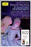 echange, troc Mozart : Apolo et Hyacinthus - Coffret 2 DVD