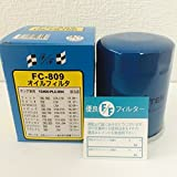【 ホンダ 軽自動車 / 普通車用 】 オイルフィルター / オイルエレメント FC-809 【 15400-PLC-004 】