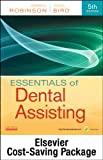 img - for Essentials of Dental Assisting - Text and Workbook Package, 5e book / textbook / text book