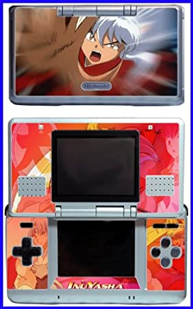 Inuyasha World AMVS ANIME Game Vinyl Decal Skin Protector Cover for Nintendo DS