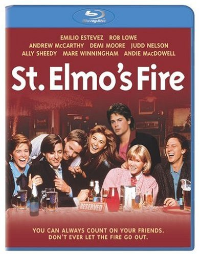 Cover art for  St. Elmo's Fire [Blu-ray]