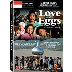 Of Love and Eggs (Rindu Kami Padamu) - Amazon.com Exclusive