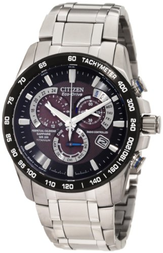 Citizen Men's AT4010-50E Perpetual Chrono A-T