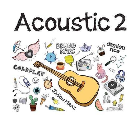 Sale alerts for  Pop CD, Acoustic 2 (2CD)[002kr] - Covvet