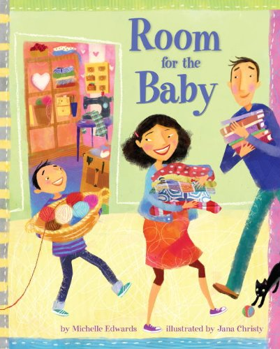 Room For The Baby front-930181
