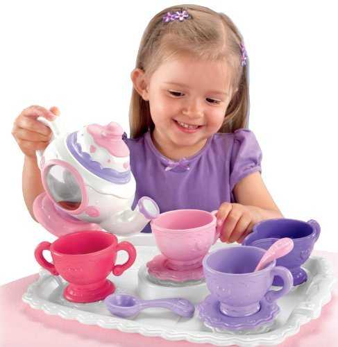 Have A Tea Party With Your Magical Tea For Two Set - Fisher-Price Magical Tea For Two