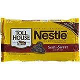 Nestle Toll House Semi Sweet Chocolate Morsels 24oz 680g Large