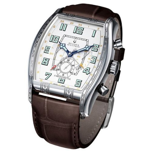 Men's Limited Edition Bulova Accutron Conqueror Watch