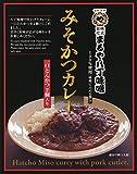 名古屋めし「味噌カツ」とカレーの旨さ【まるや八丁味噌 みそかつカレー】
