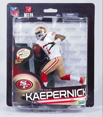McFarlane Toys NFL Series 33 US Shop Limited White Jersey / Colin Kaepernick / San Francisco ? 49ers
