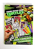 Teenage Mutant Ninja Turtles TMNT Activity Kit, Giant Candy, Blow Pops, and Pail Set
