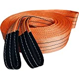 """Heavy Duty Recovery Strap 