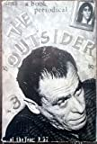 The Outsider, Vol. 1, No. 3 (Spring, 1963)