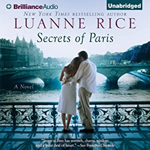 Secrets of Paris: A Novel | [Luanne Rice]