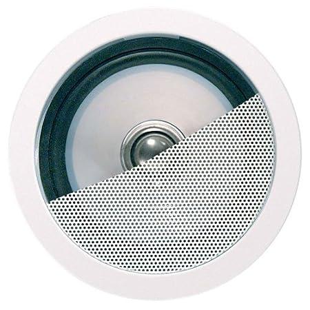 KEF CI100QRWHT Enceinte pour MP3 & Ipod Blanc