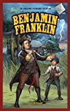 img - for Benjamin Franklin (Jr. Graphic Founding Fathers) book / textbook / text book
