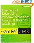 Exam Ref 70-481 Essentials of Develop...