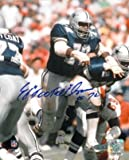 Ed Jones Autographed/Hand Signed Dallas Cowboys 8x10 Photo ''Too Tall'' Amazon.com