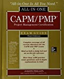 img - for CAPM/PMP Project Management Certification All-In-One Exam Guide, Third Edition book / textbook / text book