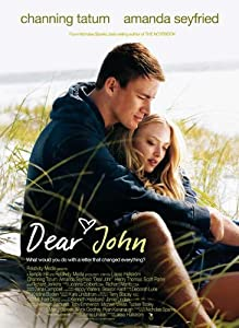 Amazon.com: Dear John Movie Poster (27 x 40 Inches - 69cm ...