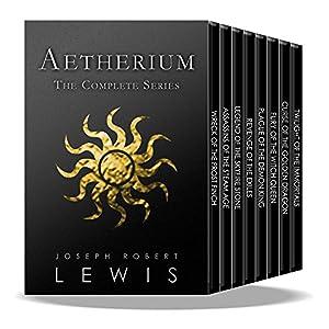 Aetherium (Omnibus Edition)