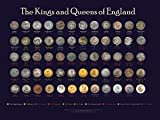 Dirty Old Books The Kings and Queens of England Poster