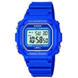 Casio F-108WH-2AEF Mens Blue Digital Watch (Color: blue, Tamaño: One-Size)