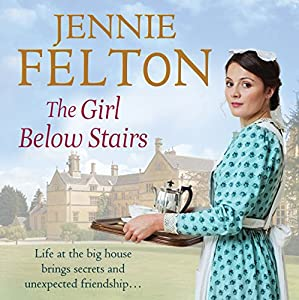 The Girl Below Stairs Audiobook
