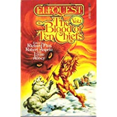 The Blood of Ten Chiefs (Elfquest) by Richard Pini,&#32;Robert Asprin and Lynn Abbey