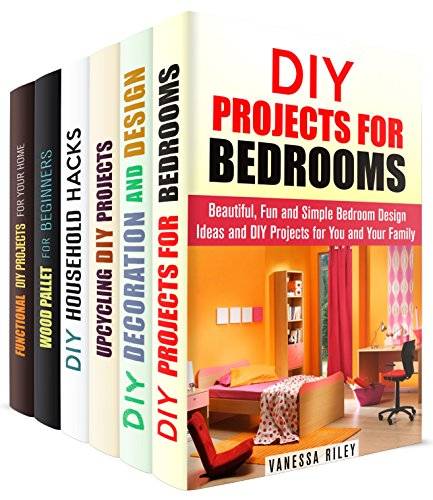 borrow diy projects for home improvement box set 6 in 1 creative and fun projects for. Black Bedroom Furniture Sets. Home Design Ideas