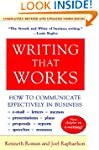 Writing That Works; How to Communicat...