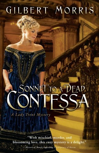Image of Sonnet to a Dead Contessa (Lady Trent Mystery Series #3)