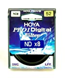 Hoya 52mm Pro-1 Digital ND8 Screw in Filter