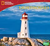 2014 National Geographic Lighthouses Deluxe Wall