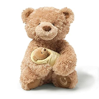 Gund Rock-A-Bye Baby Musical Teddy Bear from Gund Fun