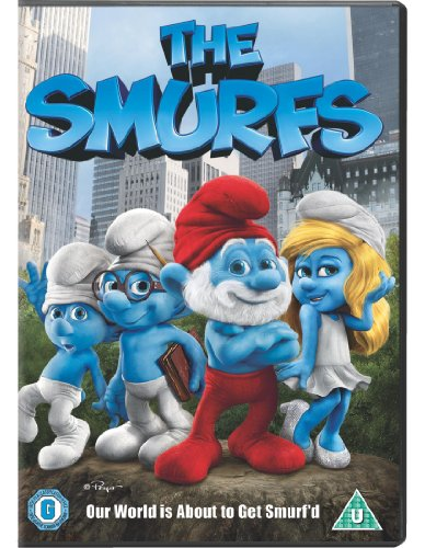 CDR65772 The Smurfs [VHS]