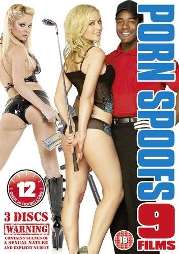 Porn Spoof Boxset (9 film, 3 DVD set)