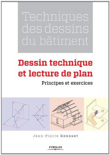 Technique des dessins de bâtiment 1
