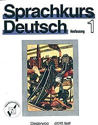 Sprachkurs Deutsch 1 Textbook + Glossary + 4 CDs