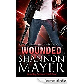 Wounded: Book 8 (A Rylee Adamson Novel) (English Edition)