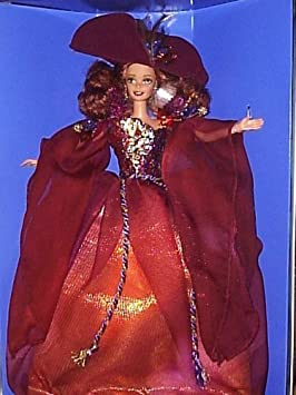 Autumn Glory Barbie (Enchanted Seasons Collection) by Mattel (English Manual)