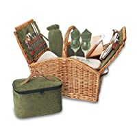 Somerset Picnic Basket from Picnic Time Inc