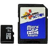 32GB Speicherkarte für Samsung Galaxy S3 I9300 (micro SD, SD Adapter)