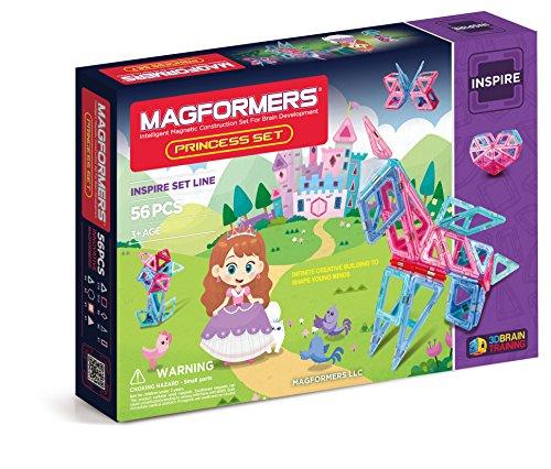 Magformers Inspire Princess Set (56-pieces) JungleDealsBlog.com