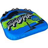 Radar Renegade 3 Tube - Towable - 3 Riders (510 LBS) - Blue Green - 2013 by Ronix