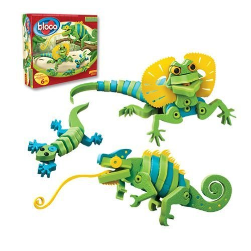 Bloco Toys - Lizards and Chameleons