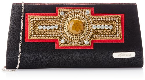 Murcia Murcia Clutch (Black) MF57BLK