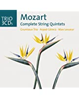 Mozart: The String Quintets (3 CDs)