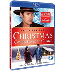 Christmas Comes Home To Canaan [Blu-ray]